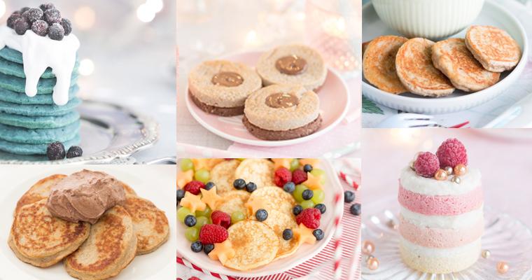 Plättar och pannkakor för alla tillfällen  -snabba och enkla recept