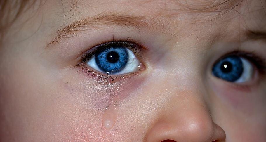 nervryck i ögat