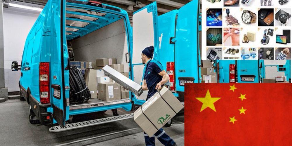 beställa saker från kina