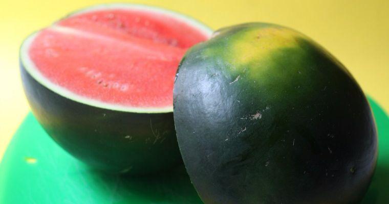 Så väljer du en fin melon