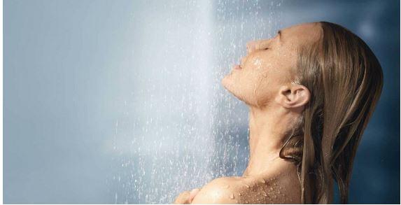 hur ofta bör man duscha
