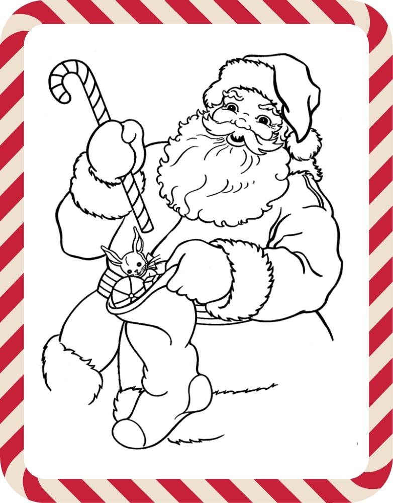 Målarbilder Med Jultema