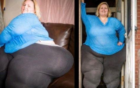 tjockaste människan i världen