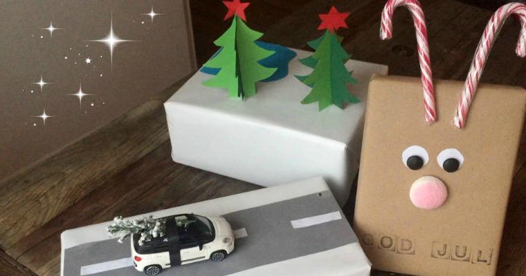 Pyssel och fina julklappar- i ett