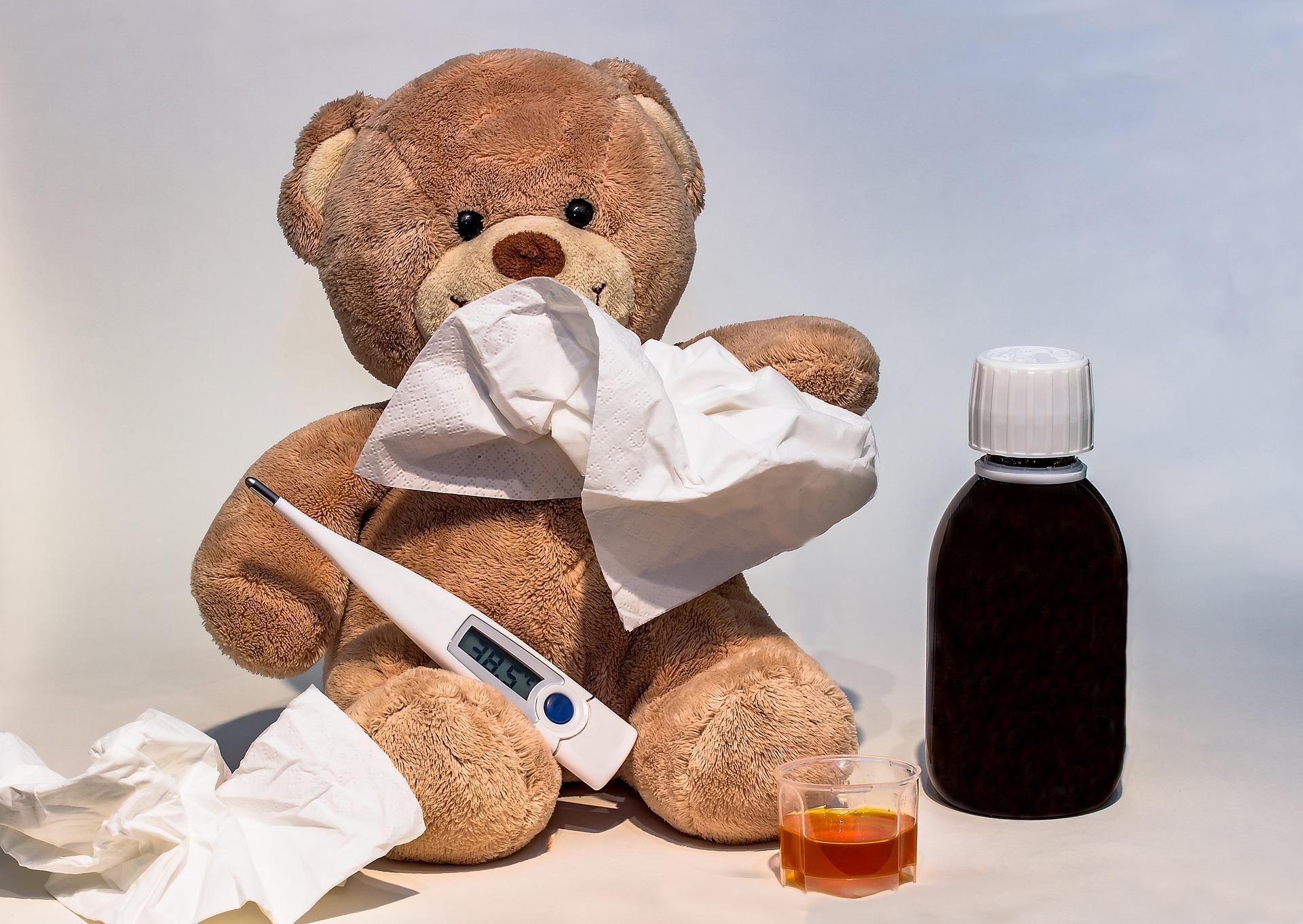 13 tips när barnen är sjuka