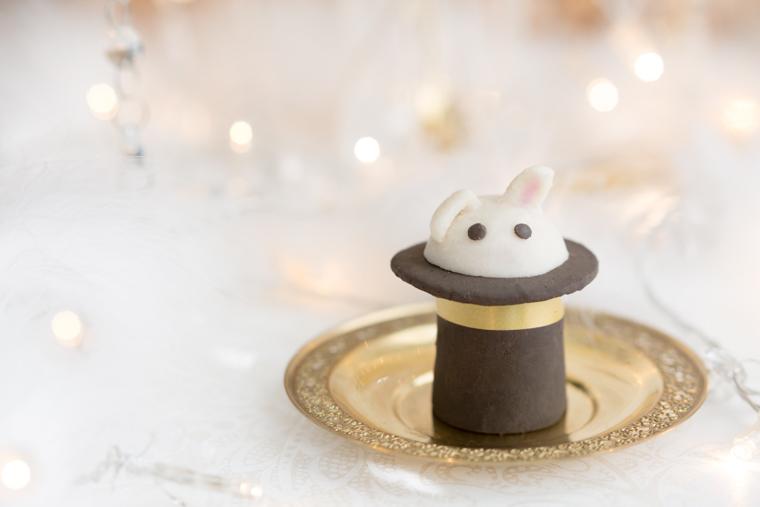 Bästa desserten: Enkel chokladfudge med citronmousse