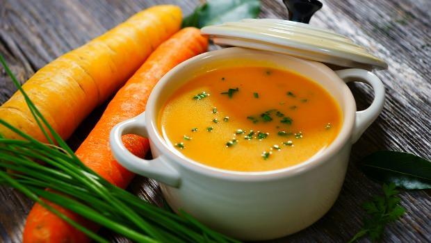 soppa mot förkylning